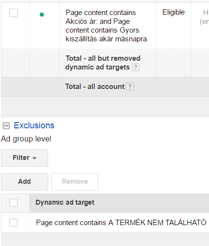 adwords case study screenshot