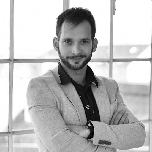 Gergo Goitein, Copywriter and Automation Expert, 7 digits agency